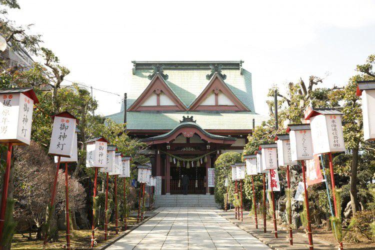 八幡八雲神社