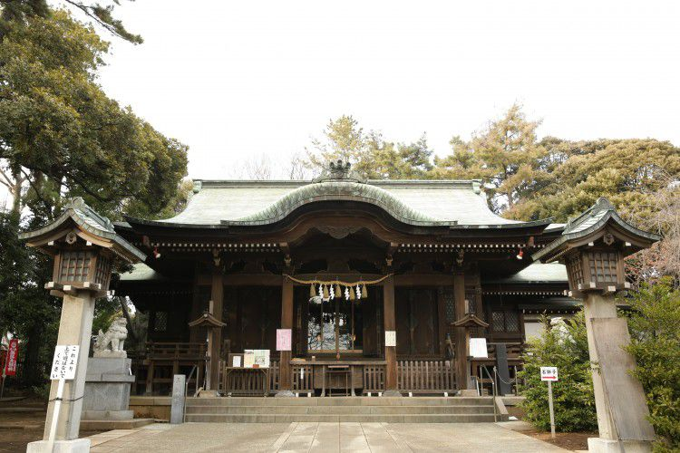 等々力玉川神社